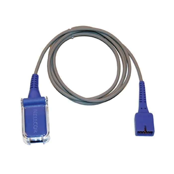 SpO2 extension Cable for SpO2 Nellcor sensor