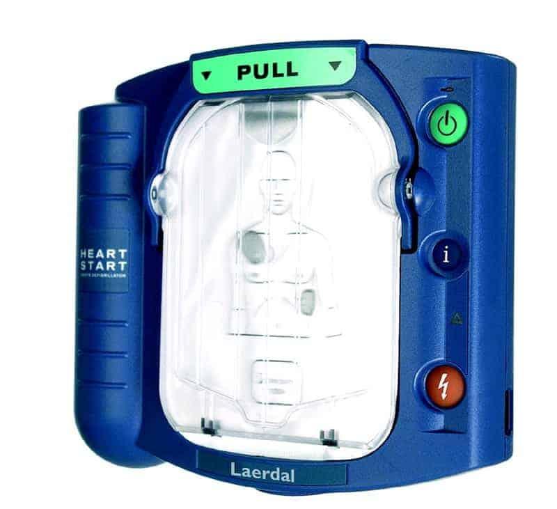 Philips Heartstart HS1 AED Defibrillator